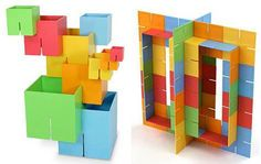 Product: Dado Squares Building Set  Price: $16.34Brand: Fat Brain Toys