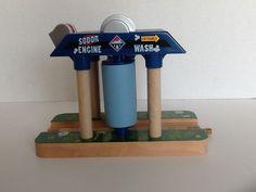 Sodor Engine Wash Thomas & Friends Wooden Railway #LearningCurve
