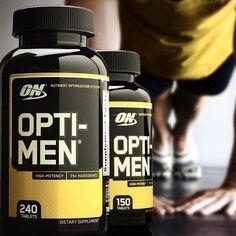 Мультивитаминный комплекс для мужчин ⠀ Opti-Men (90 таб) от Optimum Nutrition Купить за 1190 руб. www.maxman.ru ⠀ В данный комплекс включены не только все необходимые витамины и минералы, но и различные элементы для увеличения сухой мышечной ткани, стимулирования мужского начала, антиоксиданты, пищевые ферменты. Формула комплекса состоит из 75-ти ингредиентов. Чтобы полностью восполнить дневную норму организма в необходимых веществах достаточно принимать только этот комплекс. ⠀ • Быстрая…