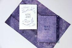 Wedding invitation - Fly me to the moon  By Allons-y Alonso - Design d'invitations & fun !   Caaaan you feeeel the looove toniiiight ?