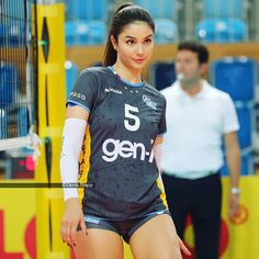 Women Volleyball, Volleyball Outfits, Beach Volleyball, Sixpack Workout, Beautiful Athletes, Athletic Girls, Sporty Girls, Female Athletes, Soccer Girls