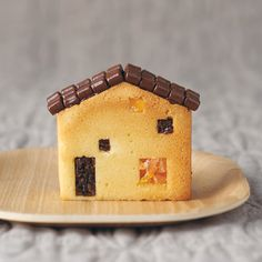 muji house silicone mould, oh so cute Cute Food, Good Food, Candy House, Edible Food, How To Eat Better, Pastry Shop, Happy Foods, Sweet Tarts, Inspiration For Kids