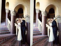 Santa Barbara Courthouse wedding | Ohana Photographers