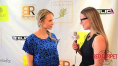 Marnette Patterson from #AmericanSniper at Doris Bergman's 7th Annual Oscar Style Lounge #BergmanOscars #GiftSuite