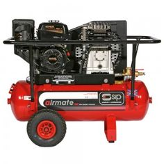 SIP 04331 Iskp 7/150 Compressor - Kohler, Electric Start