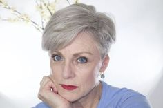 today, i'm introducing the woman behind the makeup tutorial for the over 60 woam - nikol johnson from fresh beauty studio. Beauty Products Gifts, Beauty Studio, Going Gray, Makeup Routine, Aging Gracefully, Fair Skin, Shades Of Grey, Hair Inspiration, Stylists