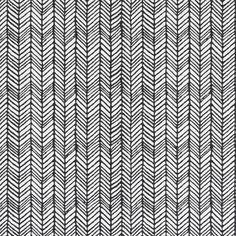 Wallpaper Tweed black