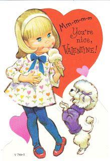 Vintage Valentine - Pete Hawley Illustration