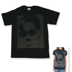 This limited edition tee from Ochee gives a great look whether you are a Rihanna fan or just love the look Rihanna Fan, Roller Derby, Alternative Fashion, Just Love, Icons, Tees, Music, Mens Tops, T Shirts