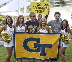 The Internship was filmed on Georgia Tech's campus!