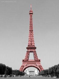 Pretty Pink Paris