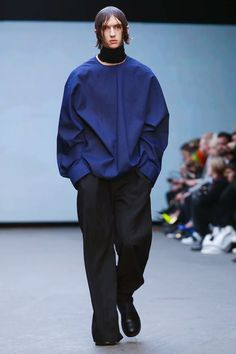 Man Menswear Fall Winter 2015 London