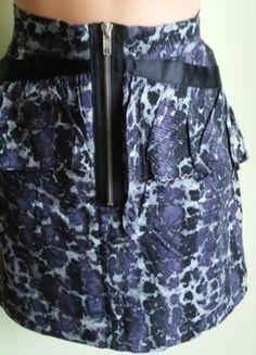 Kup mój przedmiot na #vintedpl http://www.vinted.pl/damska-odziez/spodnice/14566702-spodnica-olowkowa-w-panterke-zip-atmosphere-40