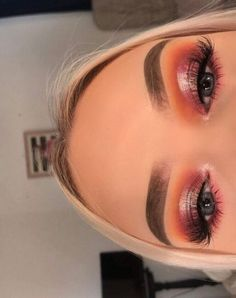 Tutorial Make Up Natural everyday make-up; Tutorial Make Up Natural – makeup tutorial Makeup Eye Looks, Natural Makeup Looks, Cute Makeup, Smokey Eye Makeup, Skin Makeup, Eyeshadow Makeup, Drugstore Makeup, Sephora Makeup, Eyeshadow Palette