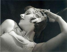 Greta Garbo 'The Temptress' 1926
