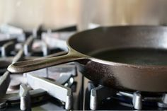 How To Season & Care For Cast Iron Skillets | Nom Nom Paleo