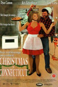 Tony Curtis, Dyan Cannon, and Kris Kristofferson in Christmas in Connecticut Dyan Cannon, Charles Fox, Family Christmas Movies, Kris Kristofferson, Tony Curtis, Groundhog Day, Cheer Skirts, Film, Collection