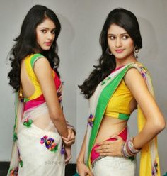 yello Indian Actress Hot Pics, Most Beautiful Indian Actress, Indiana, Saree Poses, Stylish Sarees, Beautiful Blonde Girl, Indian Beauty Saree, Indian Sarees, Stylish Girls Photos