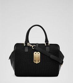 Reiss Sage Bags