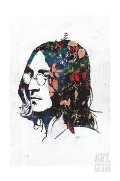 Framed Art Prints, Framed Artwork, Fine Art Prints, Wall Art, John Lennon, Anime Comics, Jacob Bannon, Figurative Art, Find Art