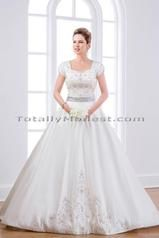 Marcelo Totally Modest WEDDING dresses, BRIDESMAID & PROM dresses w/ sleeves