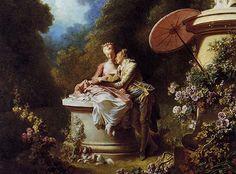 #Fragonard #amoureux : une exposition coquine au Musée du Luxembourg