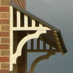 Timber Window Awning - B4 Profile