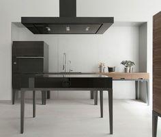 Sexy. From La Cornue: The Cutting Edge in Kitchen Appliances: Remodelista