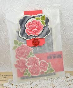 Envelope for oversized card