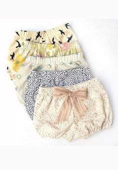 Inspiration for Oliver + S Seashore Sundress bloomers