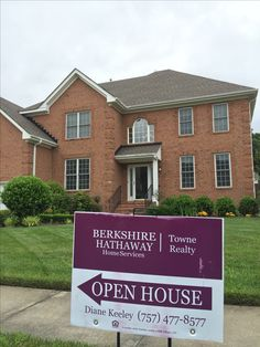 Loving this new family I get to work with. They are camera shy but here is their beautiful home.  We have an Open House today at 301 Clydes Way in Chesapeake, Va. from 12-3 if you are out this way come by and say Hi. #MauraBain.com 757-418-2139 #DianeKeeley&Team #BerkshireHathawayHSTowneRealty Chesapeake Va, Camera Shy, Hampton Roads, Say Hi, Open House, The Hamptons, Beautiful Homes, Real Estate, Houses