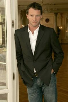 James Purefoy - was so adorable in A Knight's Tale.  However, my favortie role of his was in The Philanthropist.  Sadly, it was cancelled after 1 season.