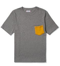 8af2a64fa791 CASH CA Cash Ca for Hypebeast Charcoal Pocket T-Shirt Hypebeast Store