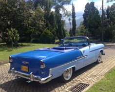 Chevrolet 55 Bel Air