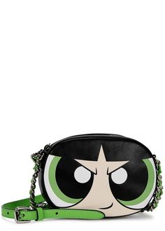 20d707bce3 Moschino Bags, Accessories, Fashion. Moschino BagBlack Leather Crossbody  BagGirls BagsPowerpuff ...