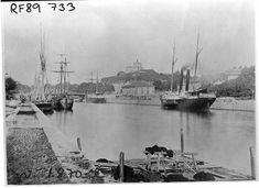 Aurajoki | Kuvaaja: J. Reinberg, 1890-luvun loppu Turun muse… | Flickr