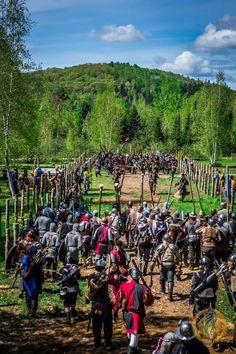 Porte épée King en cuir noir et marron, LaRPS GN médiéval