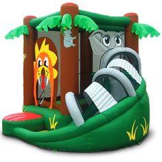 KidWise Safari Bounce House With Slide. Rating 4.8/5 stars, 7 customer reviews