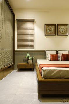 Bedroom Bed Design, Home Room Design, Home Bedroom, Bedroom Ideas, Bedroom Interiors, Bedroom Modern, House Interiors, Bedroom Designs, Master Bedroom