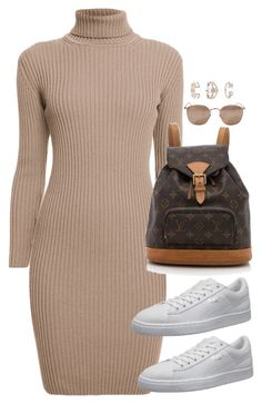 """""""Unbenannt #2172"""" by luckylynn-cdii ❤ liked on Polyvore featuring Rumour London, Linda Farrow and Topshop"""