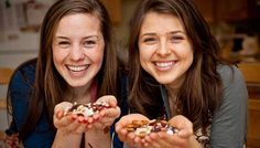 #sharktank Wild Squirrel Nut Butter Girls Change Biz Name