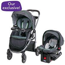 Graco Modes Click Connect Travel System Stroller - Trinidad