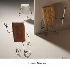 Bent Objects - Horror S'morer