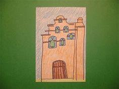 8f1bfcea728e Let s Draw a CA. Mission Bell Colonnade! (San Gabriel)