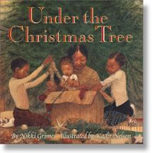 Sprout's Bookshelf: 12 Days of Christmas Picture Books - Under the Christmas Tree by Nikki Grimes