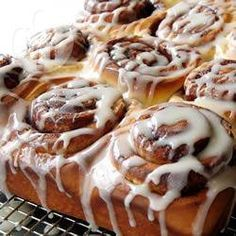 The Best Bread Machine Cinnamon Scrolls @ allrecipes.com.au