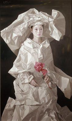 by Zeng Chuanxing (曾传兴  b1974; Longchang County, Sichuan Province)