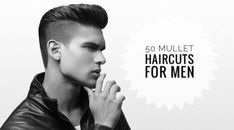 Whether you want a short mullet or a long rattail, we have all the mullet haircut pictures you need to see. From to mullets, find it all here! Man Bun Haircut, Low Fade Haircut, Mullet Haircut, Textured Haircut, Mullet Hairstyle, Mohawk Hairstyles Men, Haircuts For Men, Medium Haircuts, Long Haircuts