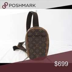 Authentic Louis Vuitton Monogram Crossbody Coming soon. Like this listing for update. Louis Vuitton Bags Crossbody Bags