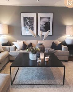 Living Room Decor Cozy, Living Room Paint, Decor Room, Home Decor, Bedroom Decor, Wall Decor, Cozy Bedroom, Modern Bedroom, Girls Bedroom